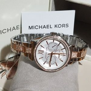 AUTHENTIC MICHEAL KORS WATCH